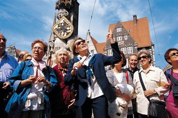 Führung durch die historische Innenstadt